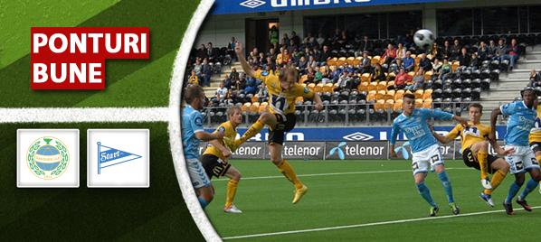 Sandnes Ulf vs. Start – Tippeligaen – Analiza si pronostic – Sydu