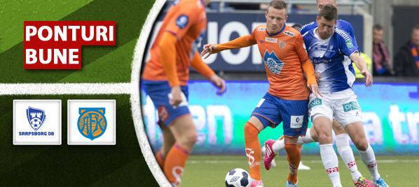Sarpsborg 08 FF – Aalesunds FK – Norvegia – analiza si pronostic – Soryn