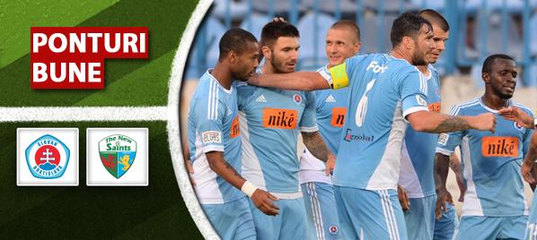 Slovan Bratislava vs. TNS – Liga Campionilor – Analiza si pronostic – Sydu