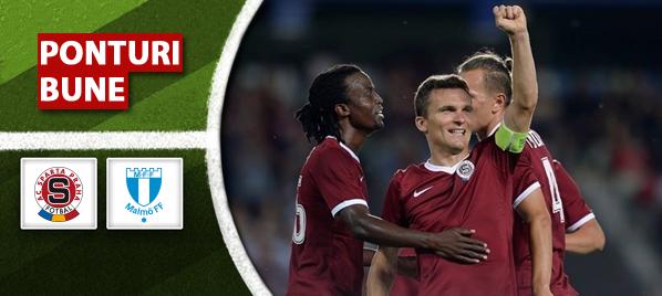 Sparta Praga vs Malmo–Champions League–analiza si pronostic–Radu