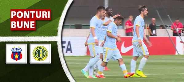 Steaua Bucuresti vs. AEL Limassol – Amicale – Analiza si pronostic – Sydu