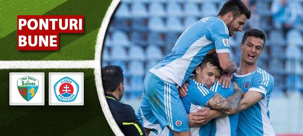 The New Saints vs Slovan Bratislava – Champions League – analiza si pronostic – Radu