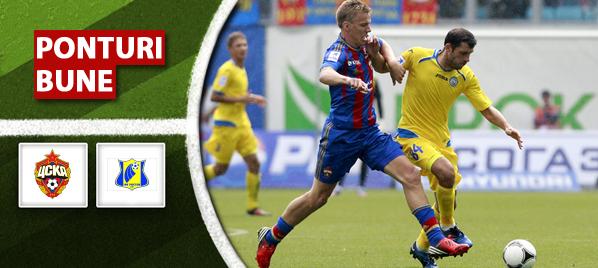 TSKA Moscova---FK Rostov