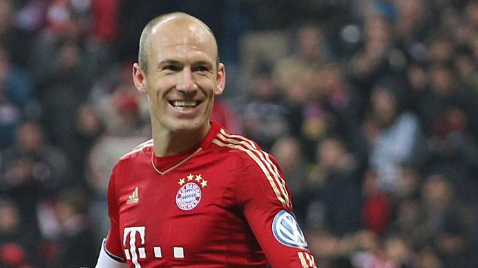 Dupa Kroos, pleaca si Robben de la Bayern?