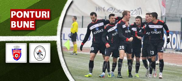 FC Botosani vs Gaz Metan Medias – Liga 1 – analiza si pronostic – Soryn