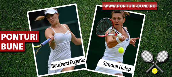 Eugenie Bouchard vs Simona Halep – Wimbledon – Analiza si pronostic