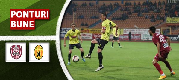 CFR Cluj vs Ceahlaul–Romania–analiza si pronostic–Radu