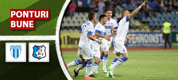 CS U Craiova vs Pandurii – Liga 1 – Analiza si pronostic