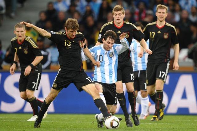 Cele mai interesante lucruri despre finala dintre Germania si Argentina