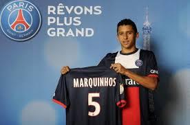 Marquinhos vrea la Barcelona