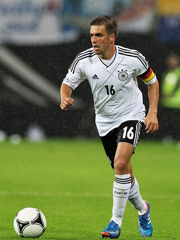 """""""Pur si simplu vreau sa devin campion mondial"""" – Philipp Lahm"""