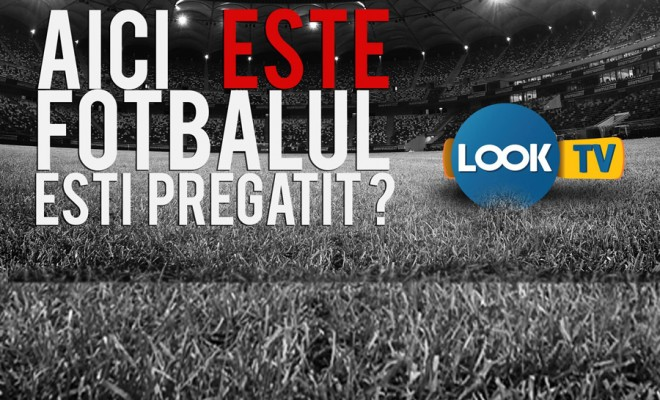 Program Liga 1 etapa a 8-a LOOK TV – live online