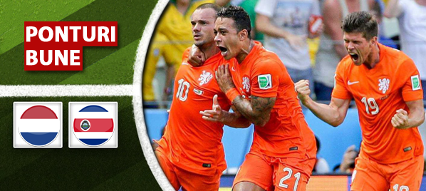 Olanda – Costa Rica – Cupa Mondiala – analiza si pronostic – Soryn