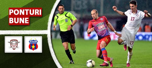 Rapid vs Steaua – Romania – analiza si pronostic – Radu