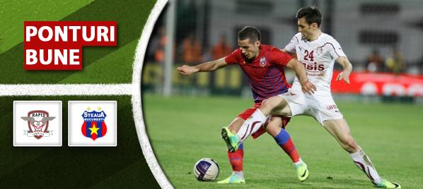 Rapid vs. Steaua–Liga 1–Analiza si pronostic–Sydu