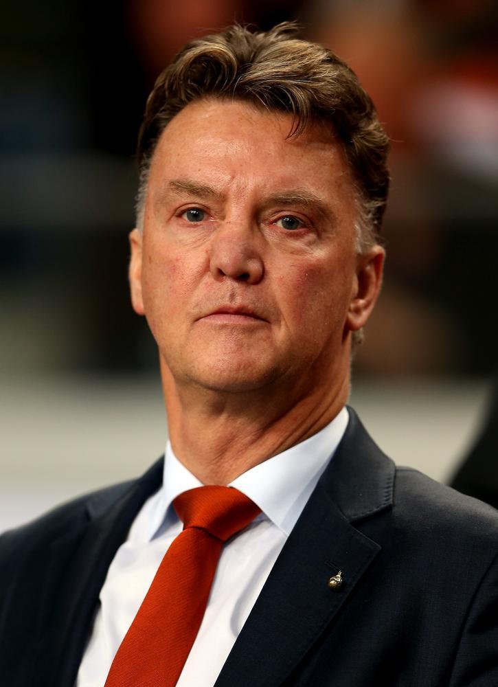 Van Gaal acuzat de lipsa de respect