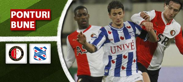 Feyenoord vs Heerenveen–Eredivisie–analiza si pronostic–Radu