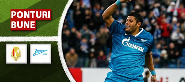 Standard Liege vs Zenit–Champions League–analiza si pronostic–Radu