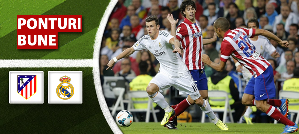 Atletico Madrid vs Real Madrid–Spania–analiza si pronostic–Radu