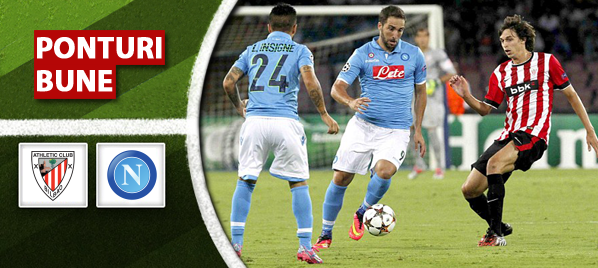 Bilbao vs Napoli–Champions League–analiza si pronostic-Radu