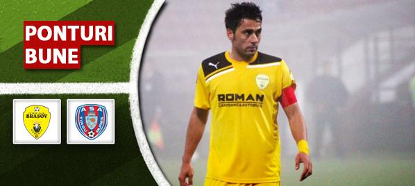 FC Brasov vs ASA Targu-Mures – Liga 1 – analiza si pronostic – Soryn