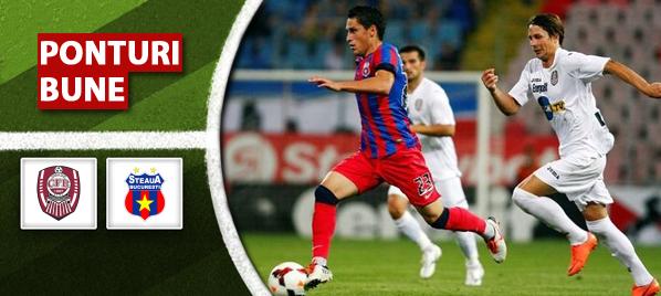 CFR Cluj – Steaua – Look TV – live online