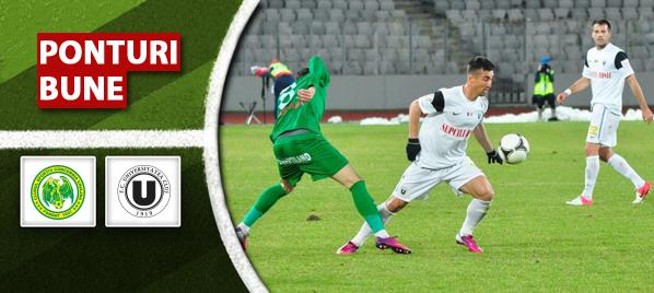 Concordia Chiajna vs U.Cluj–Liga I–analiza si pronostic–Radu