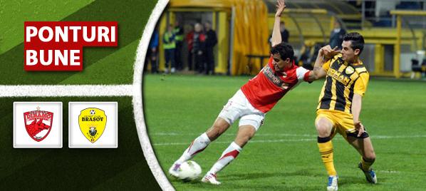 Dinamo vs FC Brasov – Liga 1 – analiza si pronostic – Soryn