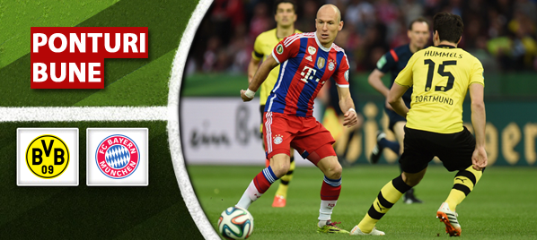 Dortmund vs Bayern Munchen – Supercupa Germaniei – Analiza si pronostic – Sydu