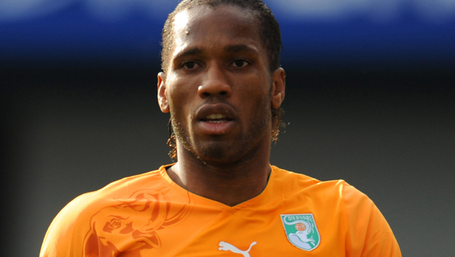 Drogba s-a retras de la nationala