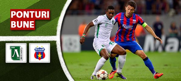 Ludogorets vs Steaua–Champions League–analiza si pronostic–Radu