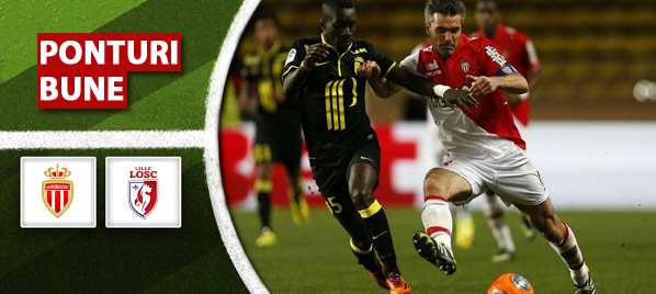 Monaco vs Lille–Ligue 1–analiza si pronostic–Radu