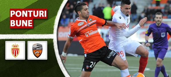 Monaco vs Lorient–Ligue 1–analiza si pronostic–Radu