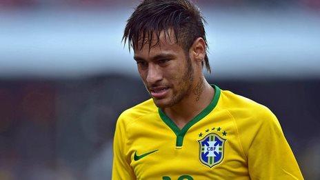 Neymar revine in august