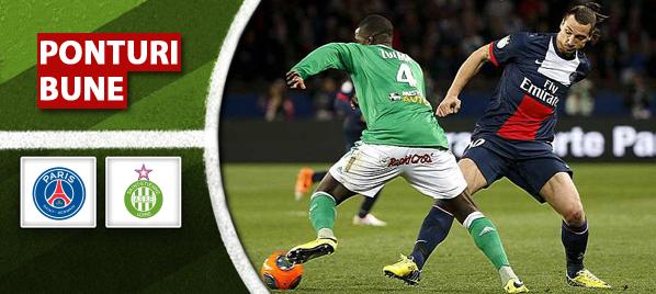 PSG vs St.Etienne–Ligue 1–analiza si pronostic–Radu