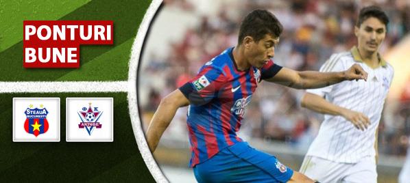 Steaua vs Aktobe–Champions League–analiza si pronostic–Radu