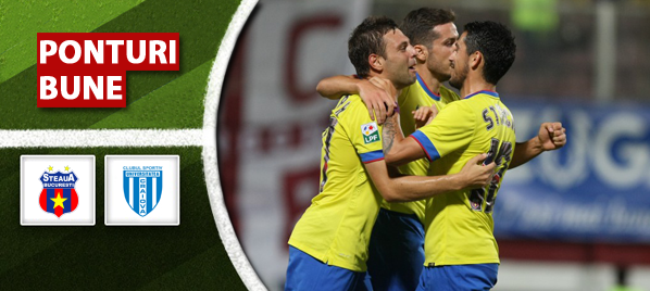 Steaua vs CS U Craiova – Liga 1 – Analiza si pronostic – Soryn