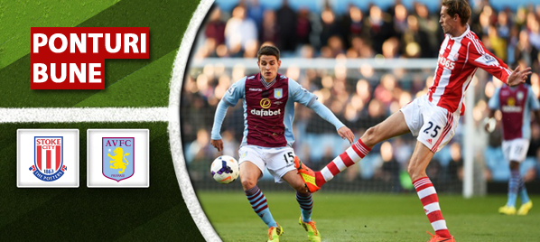 Stoke vs. Aston Villa – Premier League – Analiza si pronostic – Sydu