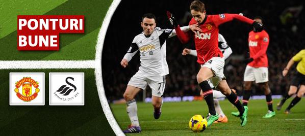 Manchester United vs Swansea City – Premier League – analiza si pronostic – Soryn
