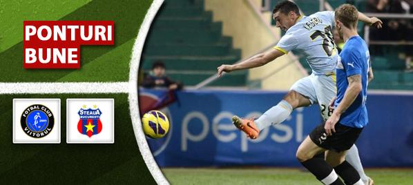 FC Viitorul vs Steaua – Liga 1 – analiza si pronostic – Soryn
