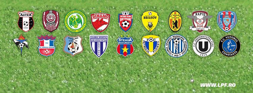 Clasament Romania – Liga 1 – Program si rezultate