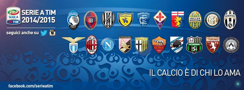 Clasament Italia – Serie A – program si rezultate