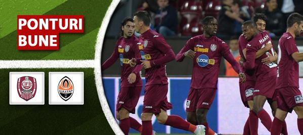 CFR Cluj vs Sahtior Donetsk–amical–analiza si pronostic–Radu