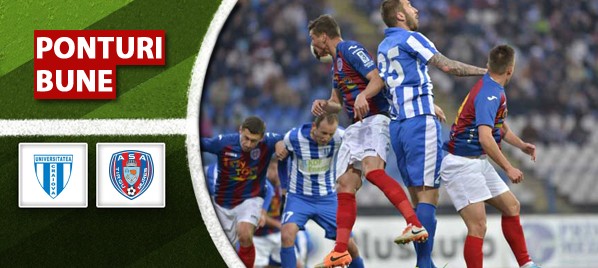 CS Universitatea Craiova vs ASA Targu Mures – Liga 1 – analiza si pronostic