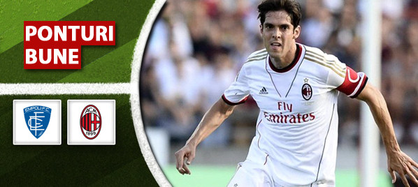 Empoli vs Milan–Serie A–analiza si pronostic