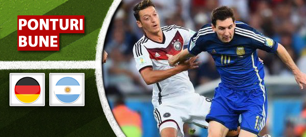 Germania vs Argentina–amical–analiza si pronostic–Radu