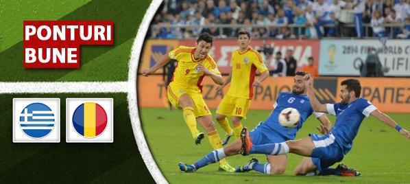 Grecia vs Romania – Preliminariile Campionatului European 2016 – analiza si pronostic – Soryn