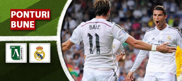 Ludogorets vs Real Madrid–Champions League–analiza si pronostic
