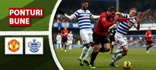 Manchester United vs QPR–Premier League–analiza si pronostic–Radu