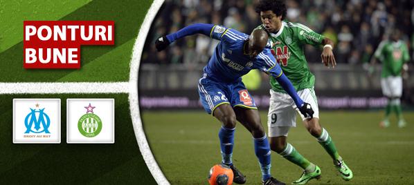 Marseille vs Saint-Etienne–Ligue 1–analiza si pronostic